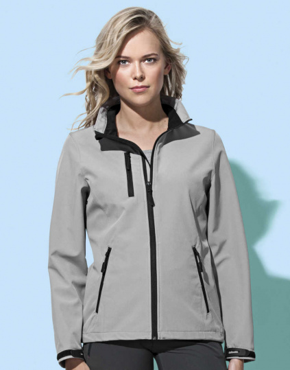 Chaqueta Softshell Active mujer (ST5330)
