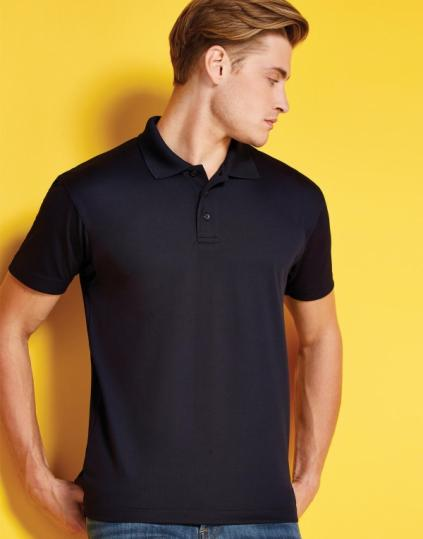 Regular Fit Cooltex® Plus Micro Mesh Polo - KK455